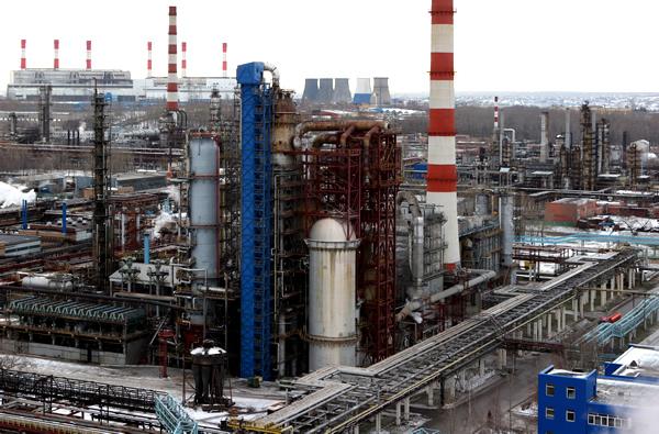 Московский нефтеперерабатывающий завод (Московский НПЗ)