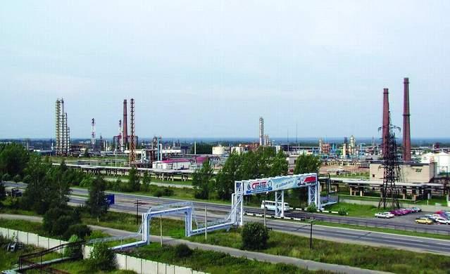 Славнефть-Ярославнефтеоргсинтез